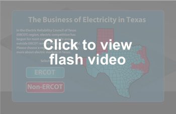 Texas Electric Market Overview Video